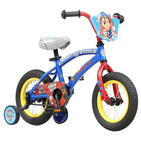 "Paw Patrol 12"" Youth Bike"