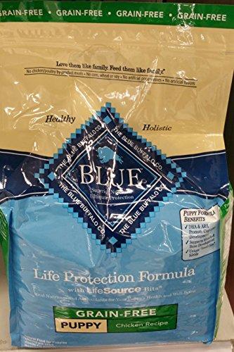 Blue Life Protection Formula Grain-Free PUPPY Chicken Recipe