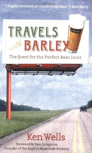 Book cover for Travels with Barley