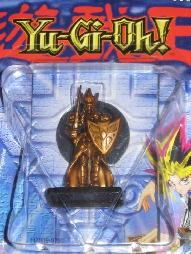 (YuGiOh Action Figure: Jack's Knight Series 13)