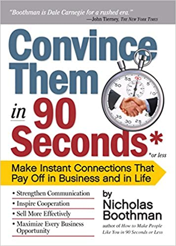 Convince Them In 90 Seconds Pdf