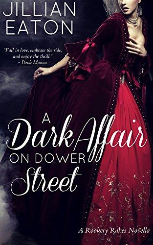 book cover of A Dark Affair / On Dower Street