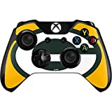 Skinit NFL Green Bay Packers Xbox One Controller Skin - Green Bay Packers Large Logo Design - Ultra Thin, Lightweight Vinyl Decal Protection