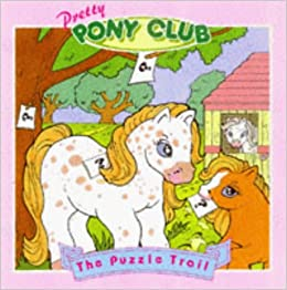 Buy Puzzle Trail Pretty Pony Club Storybooks Book Online At Low Prices In India