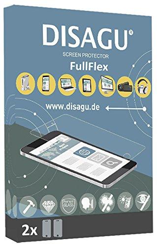 2 x Disagu FullFlex pellicola protettiva, pellicola per Apple iPhone 6 PLUS / Apple iPhone 6s PLUS pellicola proteggi-schermo