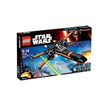 75102 Lego Poe'S X-Wing FighterTM Star Wars Age '8-14 / 717 Pieces / New 2015 by LEGO