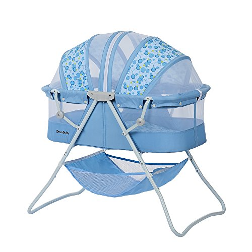 Dream On Me, Karley Bassinet, Light Blue