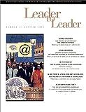 Leader to Leader (LTL), Summer 2000, Frances Hesselbein, 0787954551