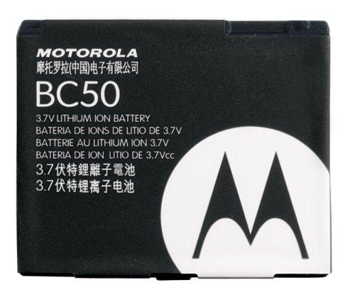 Motorola OEM BC50 BATTERY FOR L2 L6 L7 L7c RIZR Z3 (Motorola L7 Replacement)