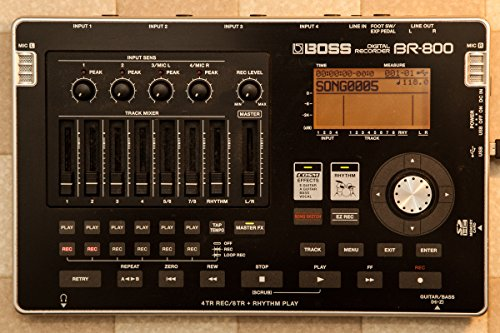 Roland BR 800 Digital Multi track Recorder