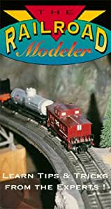Railroad Modeler: Learn Tip & Tricks from Experts [VHS]