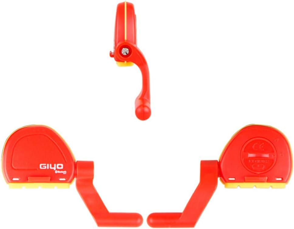 GOMOV Sensor De Velocidad Y Cadencia Bicicleta Ciclo Al Aire Libre ...