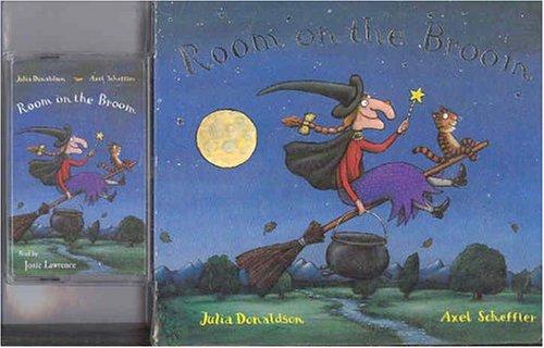 Room on the Broom (Book & (Halloween Books On Tape)