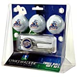 UTEP Miners NCAA 3 Ball Gift Pack w/ Kool Tool