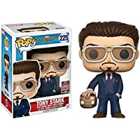Funko Pop! Marvel: Tony Stark #225 Limited Edition Summer Convention Exclusive 2017