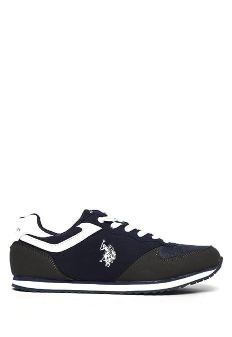 Zapatos azul marino US Polo Association para hombre rYCIVR