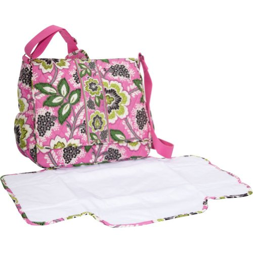 vera bradley messenger baby bag ribbons in the uae see prices reviews and buy in dubai abu. Black Bedroom Furniture Sets. Home Design Ideas