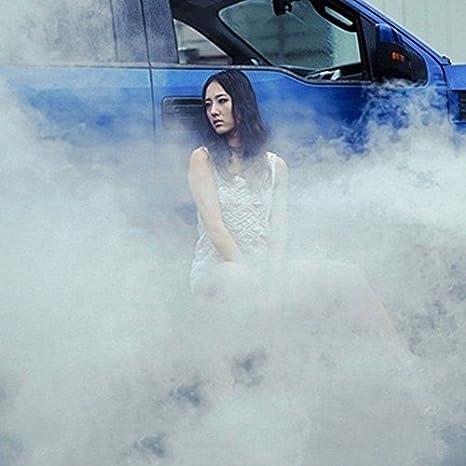 symboat color/é Smoke Cake Pills Props fotograf/ía Redonda pel/ícula Stage Show Smoke Efecto Cigarrillos Maker 3/pcs