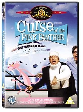 Resultado de imagem para Curse of the Pink Panther