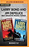 img - for Larry Bond and Jim DeFelice Red Dragon Rising Series: Books 1-2: Shadows of War & Edge of War (Red Dragon Series) book / textbook / text book