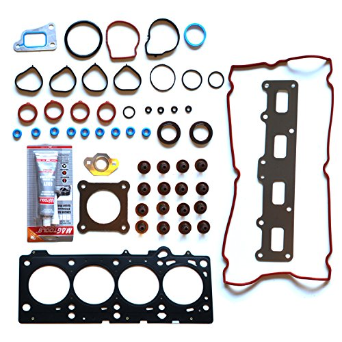 SCITOO Replacement for Head Gasket Kit fit Dodge Stratus Chrysler Sebring PT Cruiser 2.4L 2004-2008 Automotive Engine Head Gaskets Sets
