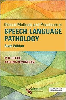Como Descargar Libros Clinical Methods And Practicum In Speech-language Pathology Epub Gratis Sin Registro