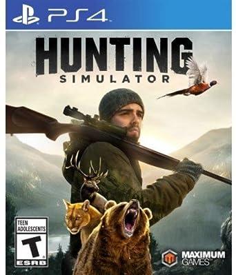 amazon hunting simulator 輸入版 北米 ps4 ゲームソフト