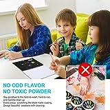 Kithumi Rainbow Scratch Paper, Art Kits for Kids