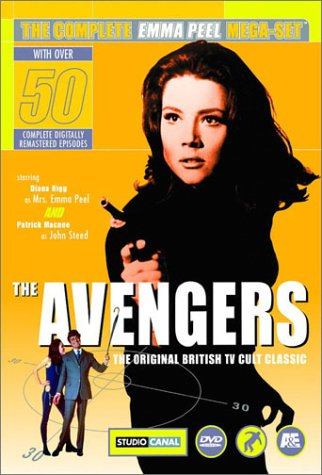 The Avengers - The Complete Emma Peel Megaset by A&E Studio Canal Newvideo