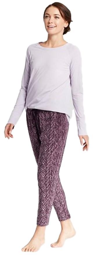 de3f94bf1abc Gilligan and O Malley Women s Plush PJ Set at Amazon Women s Clothing store