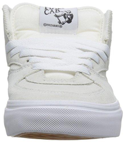 Vans Half Cab Suede White - Skate Sneaker Schuh