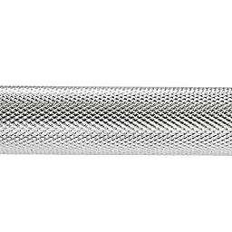 Sunny Threaded Solid Chrome Barbell Bar (60-Inch)