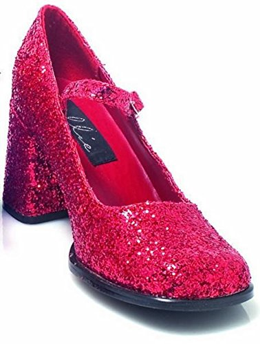 Shoes For A Devil Costume (Eden G Red Costume Shoes - Size 9)