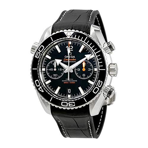 - Omega Seamaster Planet Ocean Chronograph Automatic Mens Watch 215.33.46.51.01.001