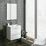 Royo Bathroom Vanity - Street Collection - White (20'')