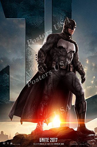Posters USA - DC The Justice League Batman Movie Poster GLOS