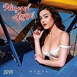 2018 Wings of Angels WALL CALENDAR