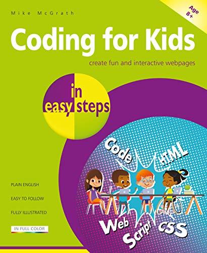 Coding for Kids in easy steps