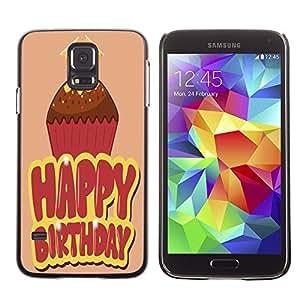 Dragon Case - FOR Samsung Galaxy S5 - To be both a speaker - Caja protectora de pl??stico duro de la cubierta Dise?¡Ào Slim Fit