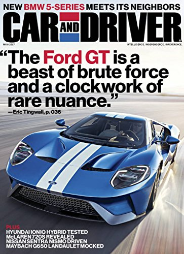 Car and (Car And Driver Magazine)
