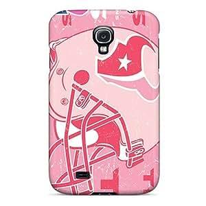 RLV3722cyES Houston Texans Durable Diy For SamSung Galaxy S3 Case Cover PC Flexible Soft Case
