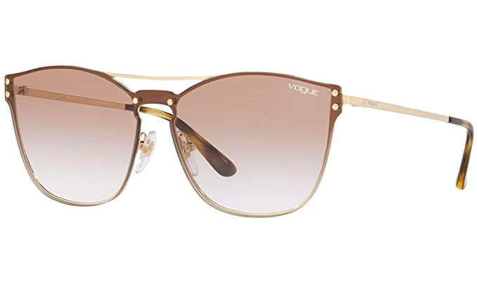 Vogue 0VO4136S Gafas de sol, Pale Gold, 40 para Mujer ...