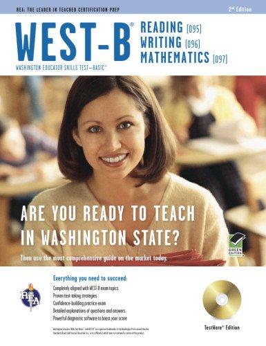 WEST-B w/CD-ROM (Test Preps)