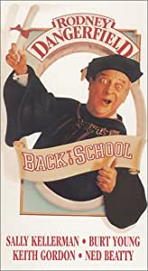 Back to School [VHS]