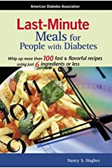 Last Minute Meals for People with Diabetes Paperback