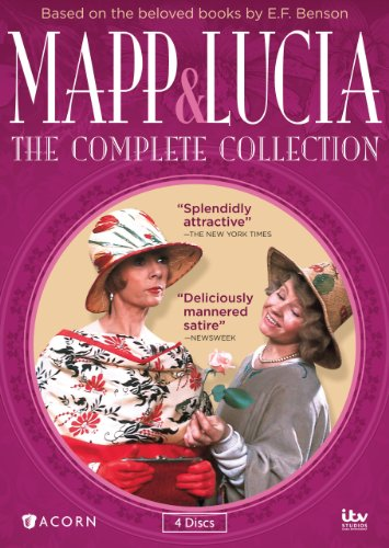 Mapp Lucia Complete Collection