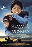 Summer of the Monkeys, Wilson Rawls, 0440415802