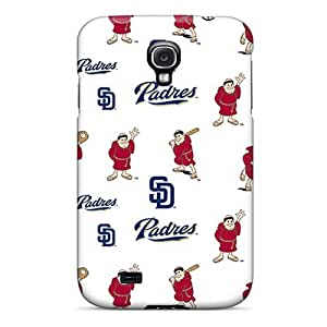 New Shockproof Protection Case Cover For Galaxy S4/ San Diego Padres Case Cover