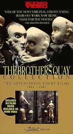 Risultati immagini per The Brothers Quay Collection