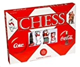 : COCA-COLA Chess Board Game
